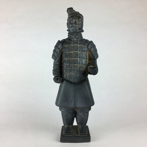 MINIATURE TERRACOTTA WARRIOR - SOLDIER - TLS Living