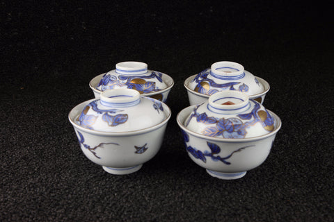 IMARI SOMENISHIKI  BOWL USED FOR SERVING RICE - TLS Living