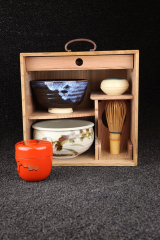 JAPANESE TEA BOX SET - TLS Living