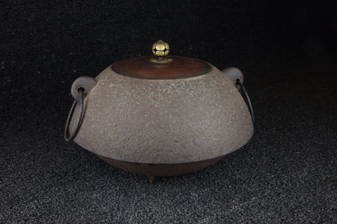 ANTIQUE TEAKETTLE