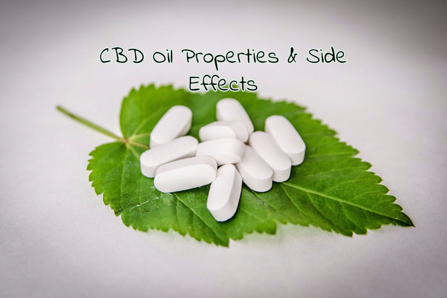 5 Must-Know CBD Oil Medicinal Properties and Their Effects