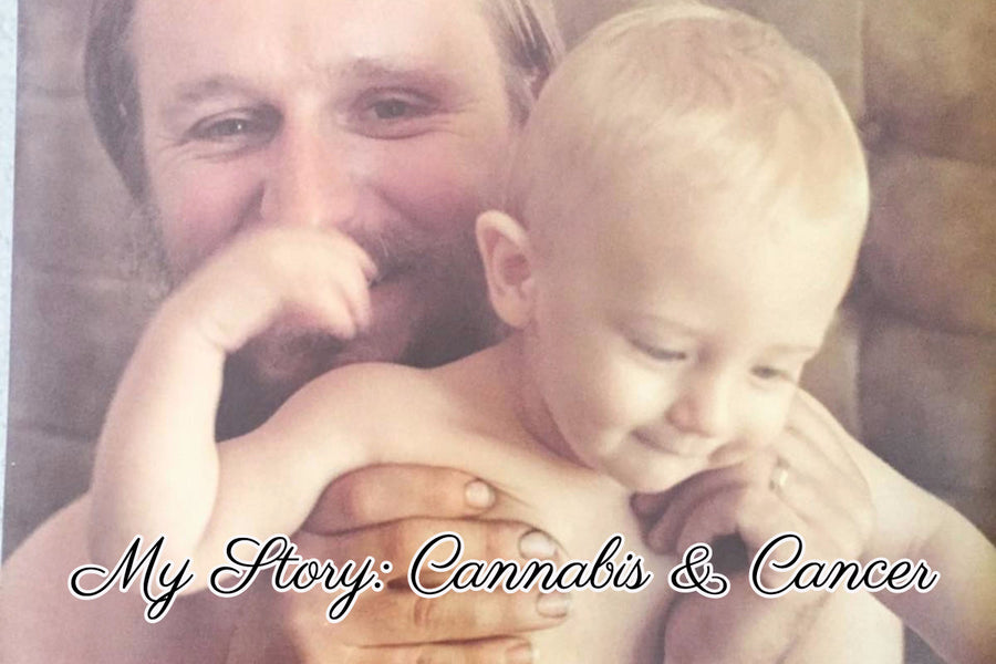 My Story: Cannabis and Cancer