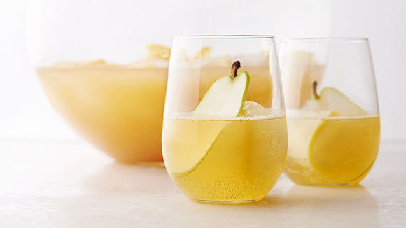 Pear & Ginger Infused Water
