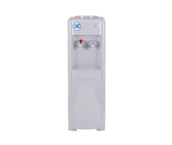 White Hot & Cold Floor Standing Water Dispenser