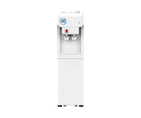 Eclipse Hot & Cold Manual-Fill Floor Standing Water Dispenser