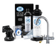 Hi-Flow Under Sink Filtration System with 3 in 1 Combination Tap