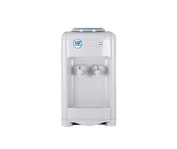 White Cold & Ambient  Bench Top Water Dispenser