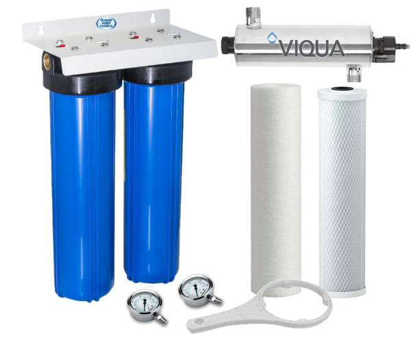 UV Filtration System - Town Water