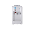 White Hot & Cold Bench Top Manual fill Water Dispenser