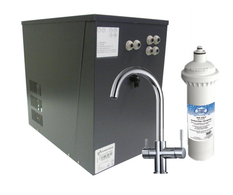Commercial Sparkling & Cold Water System