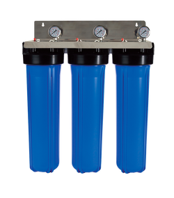"20"" Triple WOH Filtration - Tank & Bore Water System"