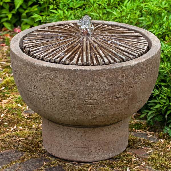 Bamboo Pot Water Fountain