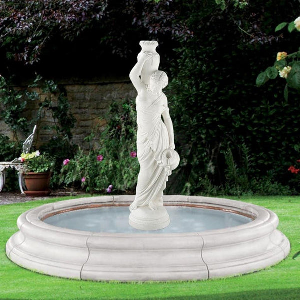 Rebecca Outdoor Fountain In Toscana Pool