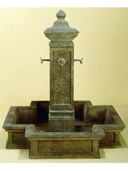 San Martino Outdoor Water Fountain for Spouts