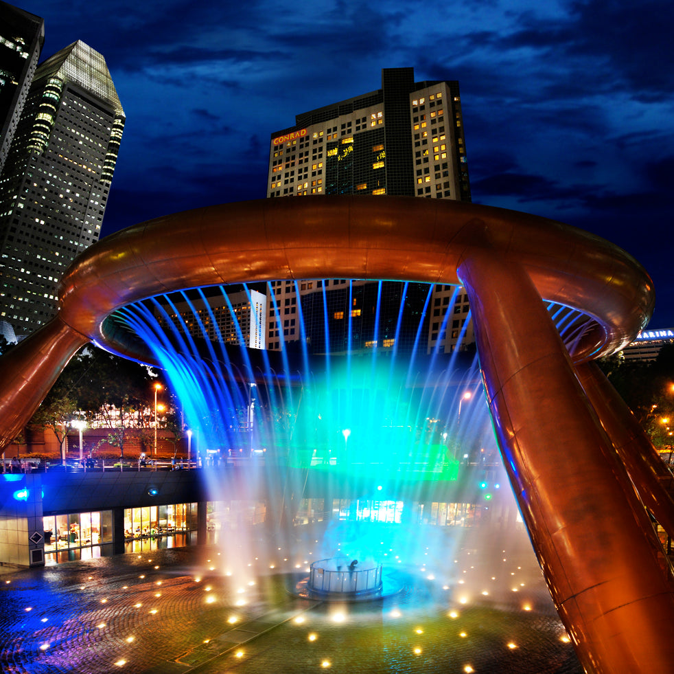 The Fountain of Wealth (Singapore)