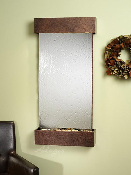 Whispering Creek Mirror Wall Fountain