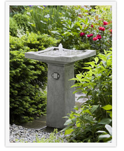 Garden Outdoor Fountains