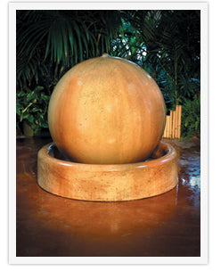 Sphere Outdoor Fountains