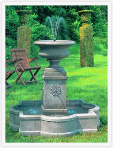 Urn Outdoor Fountains