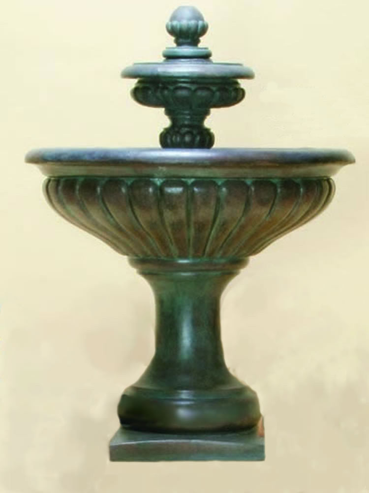 Bergamo Outdoor Water Fountain - SoothingWalls