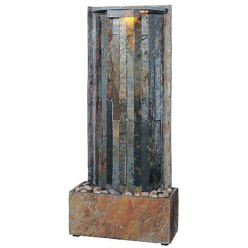 Waterwall Tabletop Fountain - Soothing Walls