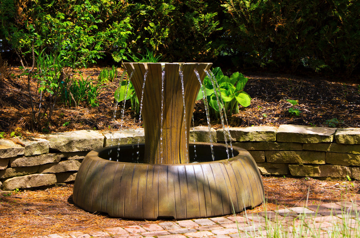 Radiance Fountain - Soothing Walls
