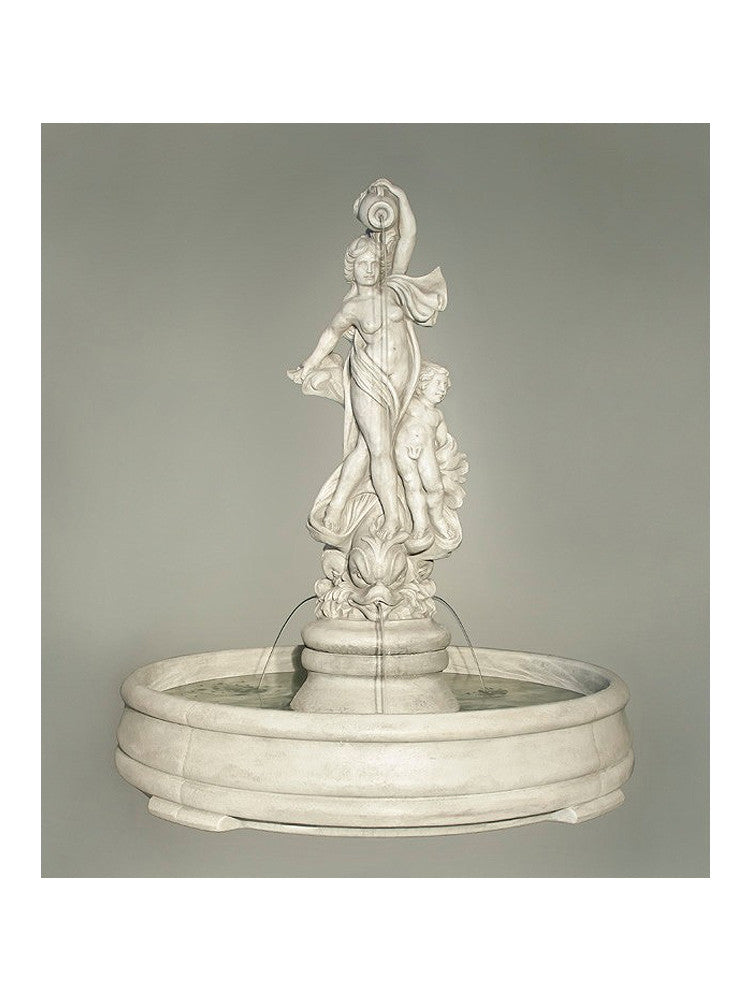 Venus Fountain in Grando Pool - Soothing Walls
