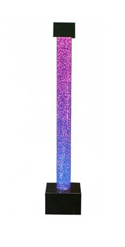 "Aqua Lume Bubble Fountain 80"" - SoothingWalls"