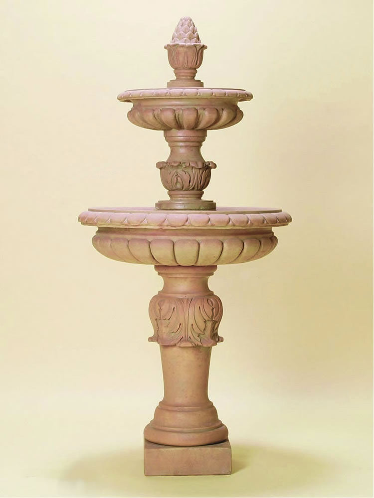 Fonte Acanto Outdoor Water Fountain - Soothing Walls