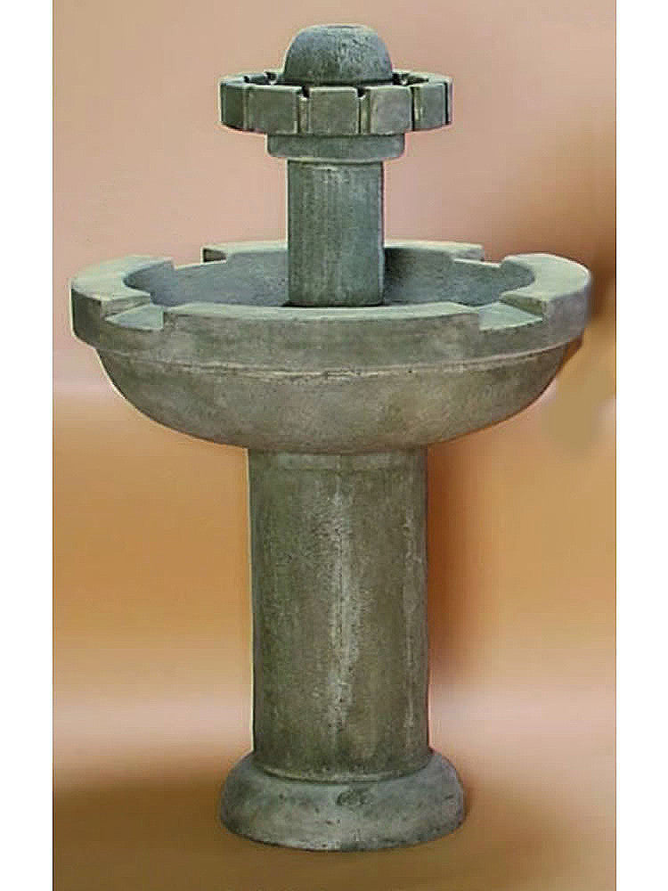 Moderna Outdoor Water Fountain - Soothing Walls