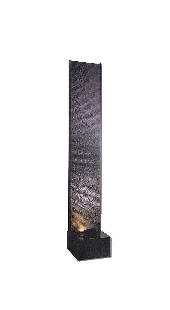 AquaFall Waterfall Floor Fountain - Small - SoothingWalls