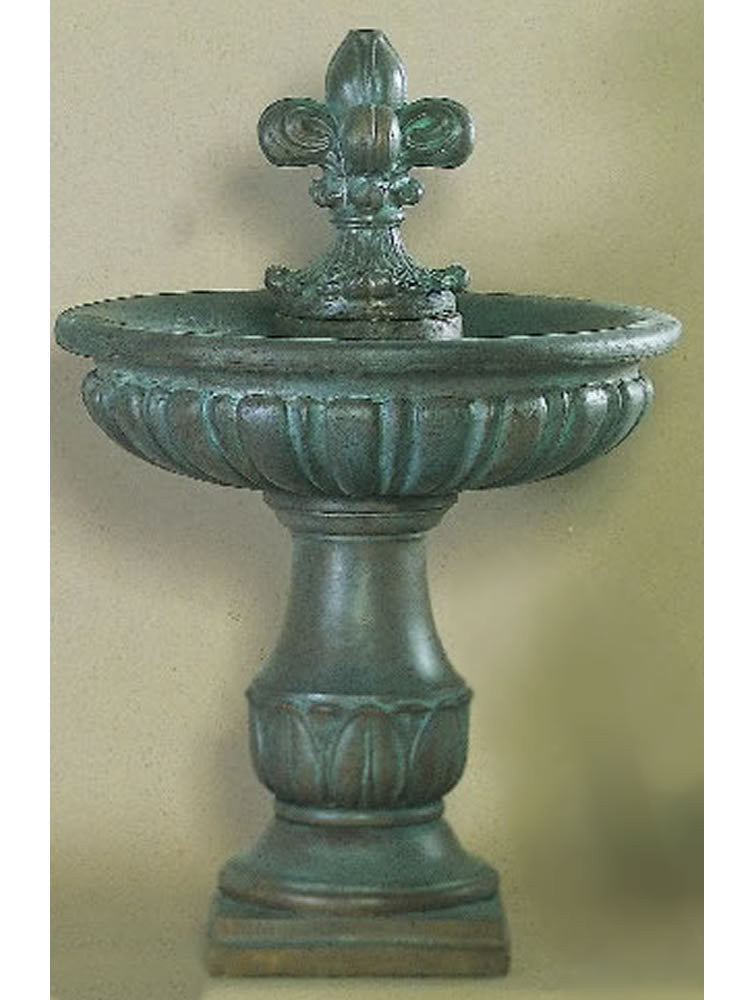 Florentine Outdoor Water Fountain - Soothing Walls
