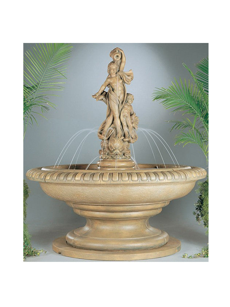 Grande Palazzo Venus Fountain - Soothing Walls