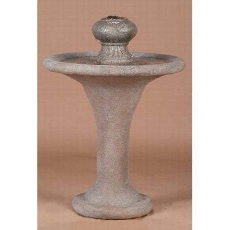 Renaissance Outdoor Fountain - Soothing Walls