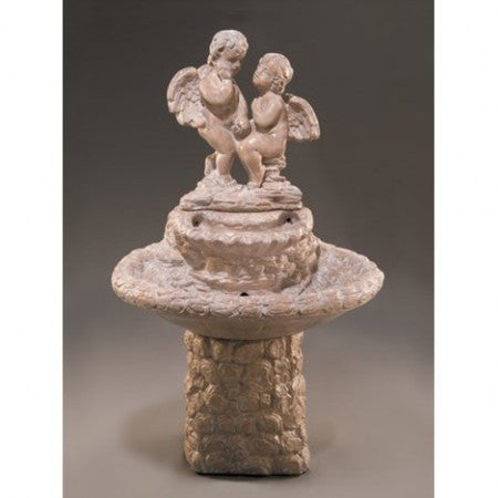 Courtship Garden Fountain - Soothing Walls