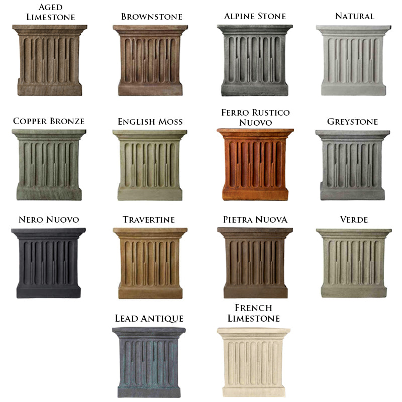 Campania International Color Chart - Soothing Walls