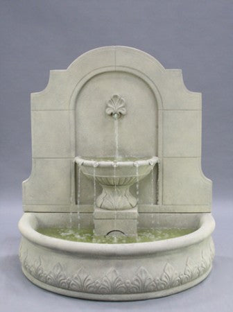 Provincial Outdoor Wall Fountain - Soothing Walls