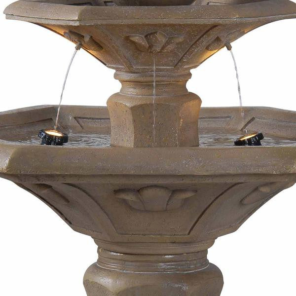 Provence Floor Fountain - Soothing Walls