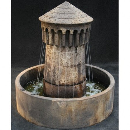 Small Bastia Fountain - Soothing Walls