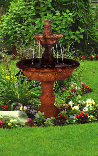 Small Tazza Tier Fountain - Soothing Walls