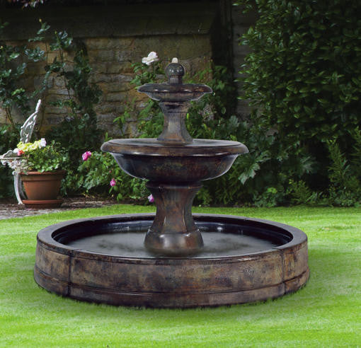 Garden Fountain: Free Shipping On All Big Water