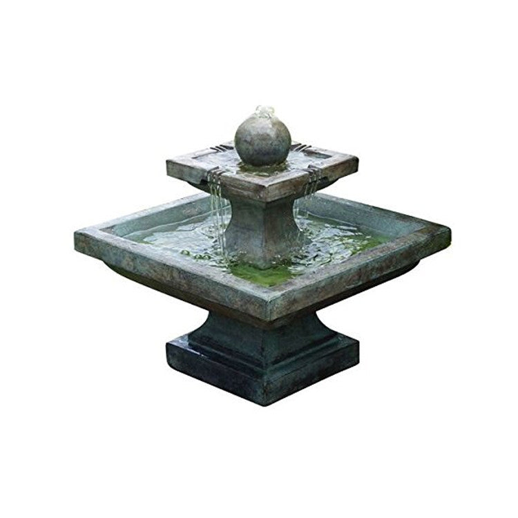 Low Equinox Garden Fountain - Soothing Walls