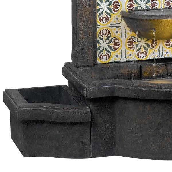 Cascada Floor Fountain - Soothing Walls