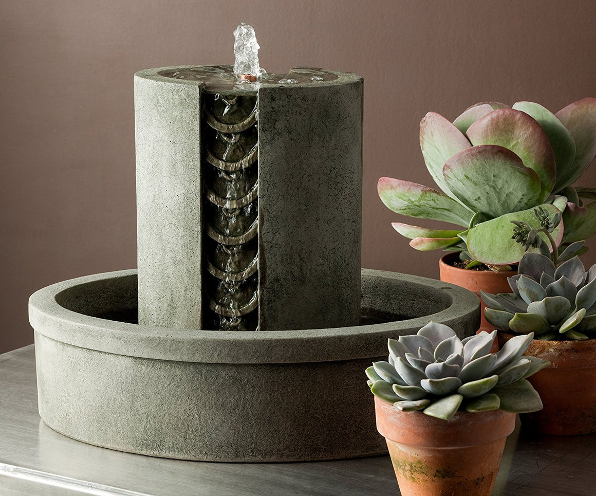 Campania Coin Mini Series Fountain - Soothing Walls