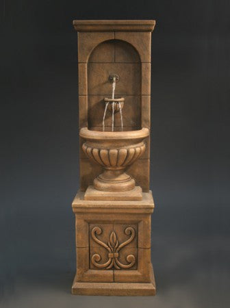 Vestibule Wall Fountain - Soothing Walls