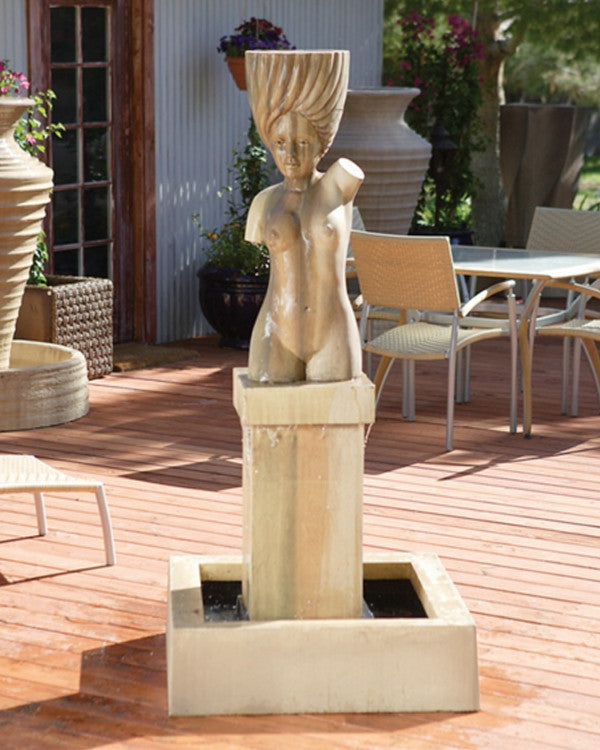 Athena Garden Water Fountain - SoothingWalls