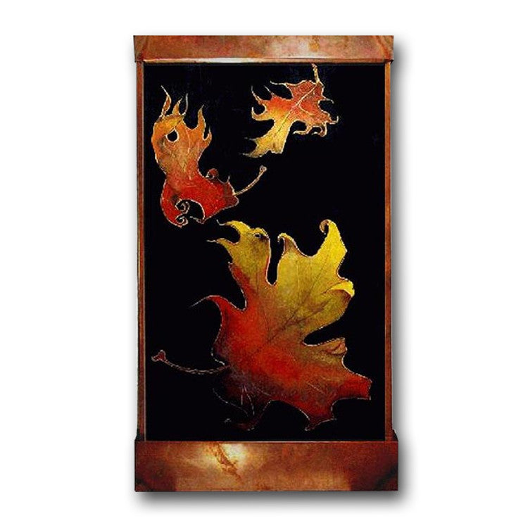 Autumn Leaves Wall Fountain - SoothingWalls