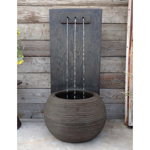 Beehive Wall Outdoor Fountain - SoothingWalls