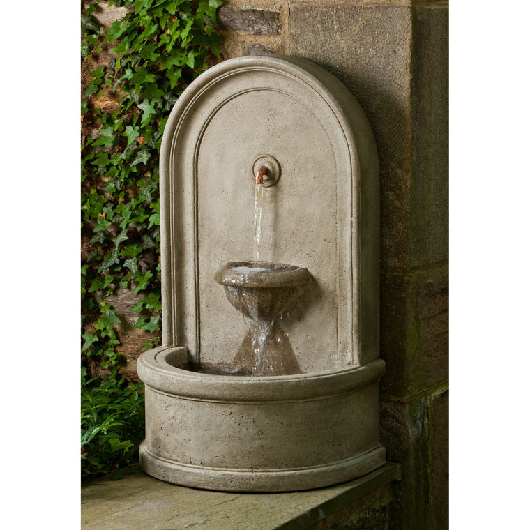 Colonna Garden Water Fountain - Soothing Walls