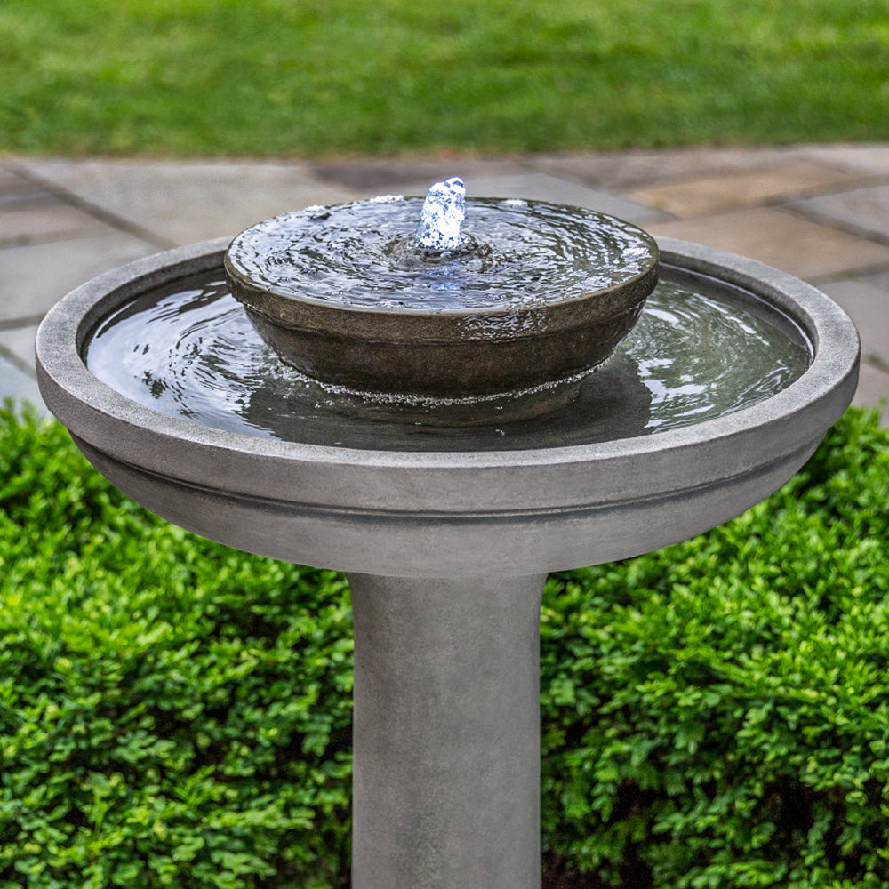 Meridian Pedestal Fountain - Soothing Walls